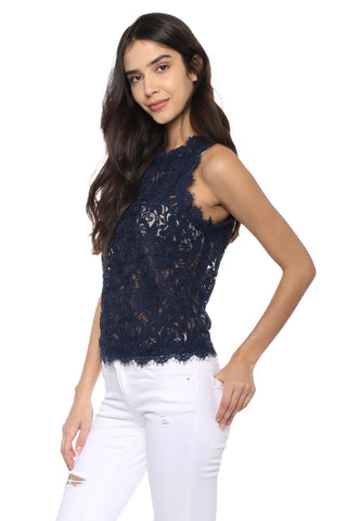 Willow & Clay Lace Top