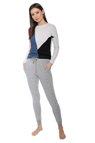 Jac Parker Emily Colorblock Sweater