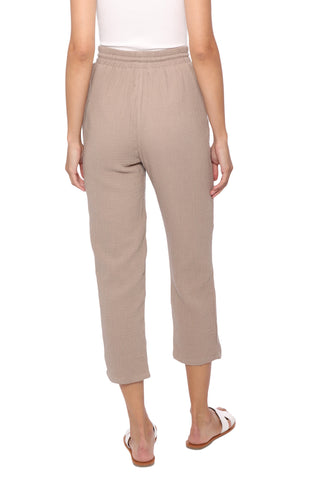 Sunday Stevens Warm Weather Tassel Pants