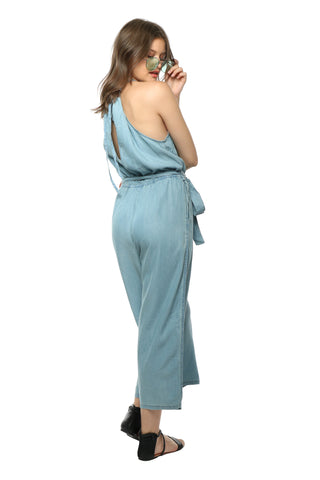 Sunday Stevens Kyra Denim Jumpsuit