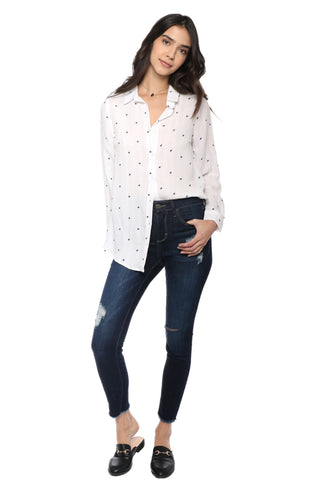 Decker Star Button Down