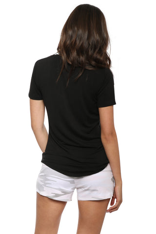 Z Supply The Sleek Jersey Pocket Tee