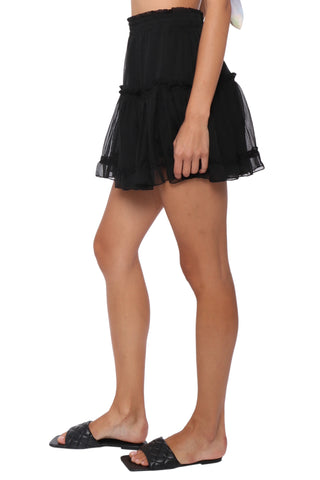 Gab & Kate Over The Edge Mini Skirt
