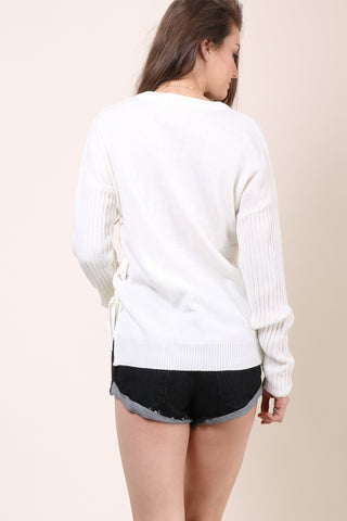 Gab & Kate Uptown Sweater - Ivory