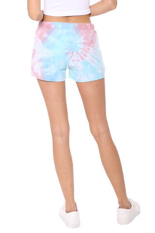 Jac Parker Beachy Days Tie Dye Short