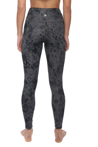 Strut This Teagan Ankle Python Leggings