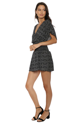 A World Away Clarissa Mini Dress