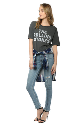 Daydreamer Rolling Stones Studded Tee