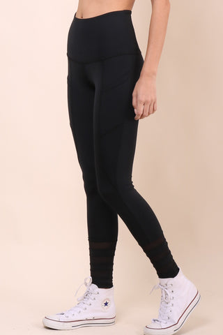 Strut-This Stella Ankle Legging
