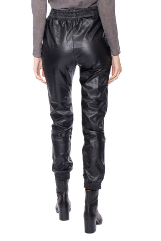 Front Row Leather Pant