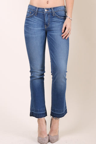 Flying Monkey Cropped Flare Ryder Jean