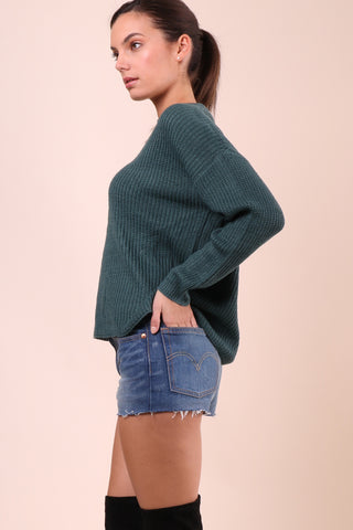 Gab & Kate Choker Sweater
