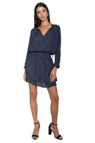 Rails Jasmine Dress Navy Nova