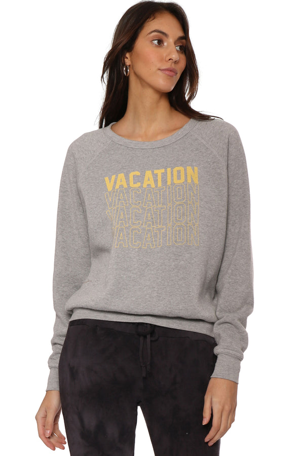 Staycation Vacation Reversible