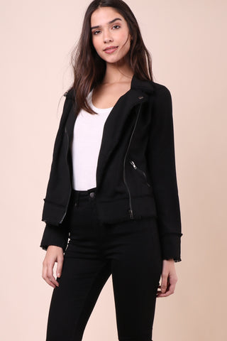 Brooklyn Karma Dharma Jacket - Black