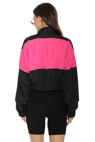 Proper Education Colorblock Windbreaker