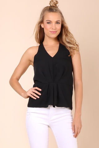 Decker First Love Top - Black