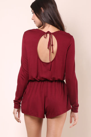 Jac Parker Nothing Compares Romper