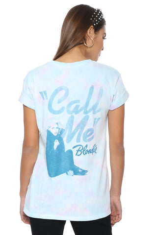 Daydreamer Blondie Call Me Weekend Tee