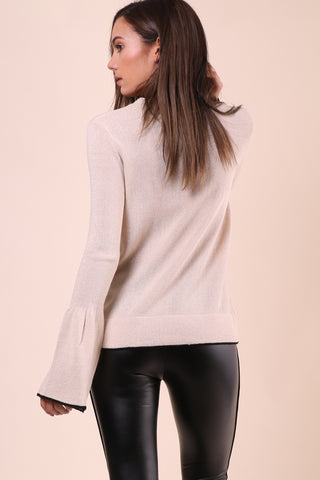 Gab & Kate Hayley Bell Sweater