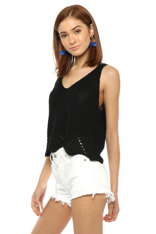 Gab & Kate Only For You Knit Tank