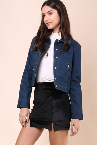 Decker All Around Town Denim Jacket