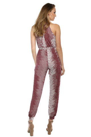 Darah Dahl All The Right Moves Jumpsuit