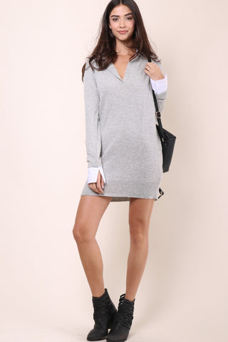 Decker Break The Ice Sweater Dress