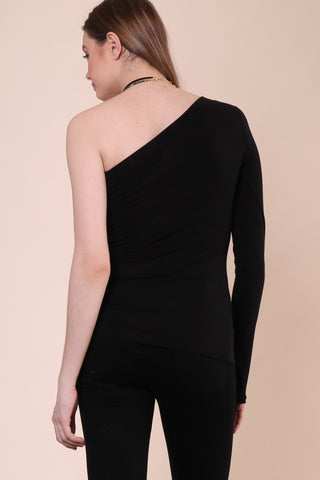 JET x Mixology One Shoulder Top