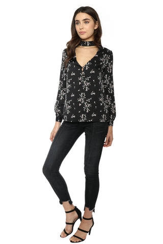 L'Academie The Harper Blouse - Blossom