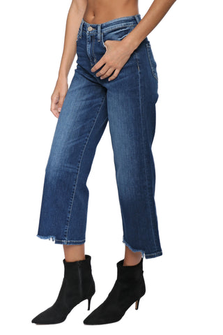 Flying Monkey Super High Rise Wide Leg Jeans Jeans