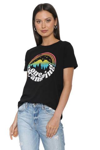 Sunday Stevens Gone Camping Tee