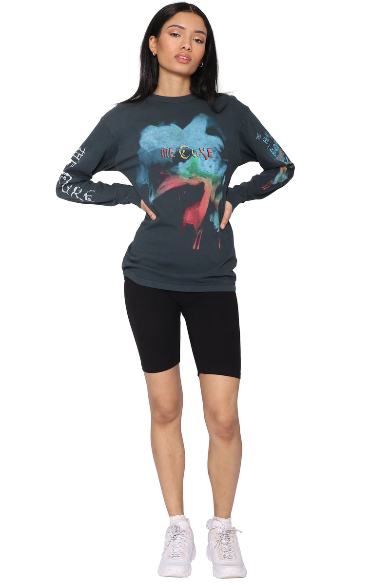 The Cure Head On The Door Long Sleeve