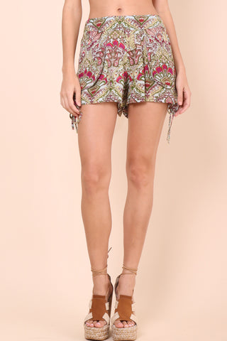 Raga Desert Flower Shorts