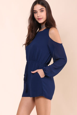 Gab & Kate Midnight Dream Romper