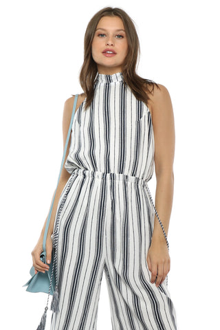 Sunday Stevens Sail Away Jumpsuit