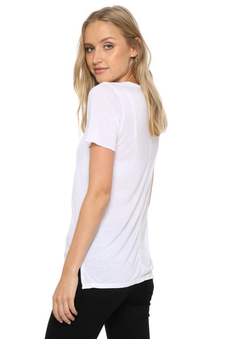 Rails Ivy Tee - White
