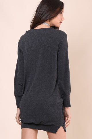 Jac Parker Gramercy Sweatshirt Dress