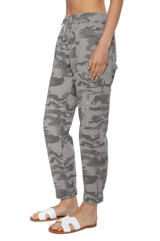 Brooklyn Karma Camo Cargo Pants
