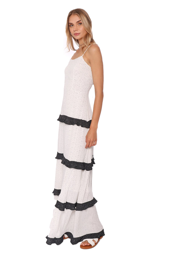 Shabby Chic Bellamy Contrast Maxi Dress