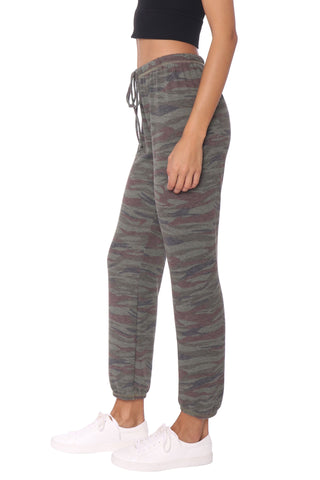 Jac Parker Staycation Camo Jogger