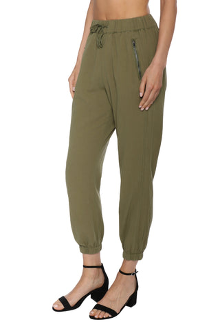 Brooklyn Karma Olive Cargo Pants
