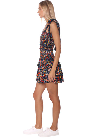 W.A.P.G. Extra Poppy Mini Dress