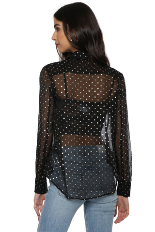 BB Dakota Constellation Blouse