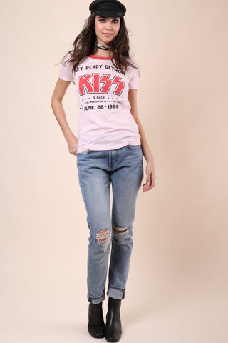 Junkfood Kiss is Back Tee