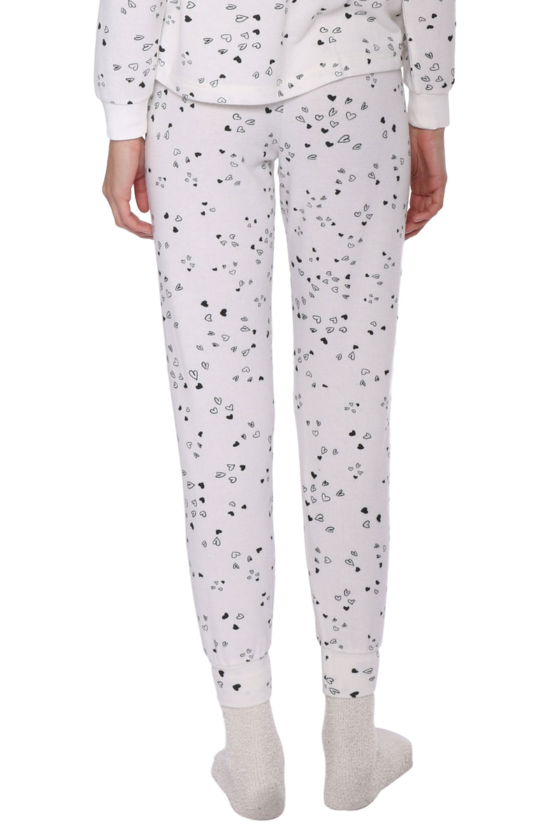 Love Notes Heart Joggers