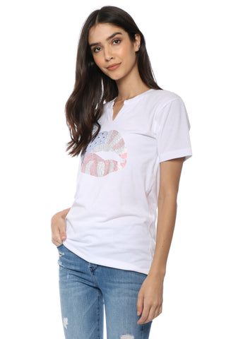 JET Lip BF Nail Head T-Shirt