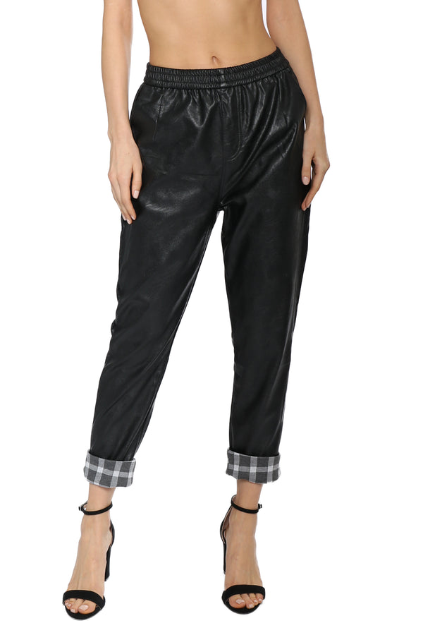 Raga Harlee Faux Leather Pant