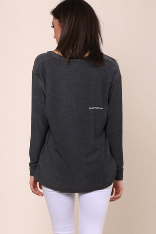 Good hYOUman Beauty Is In Everything Pullover
