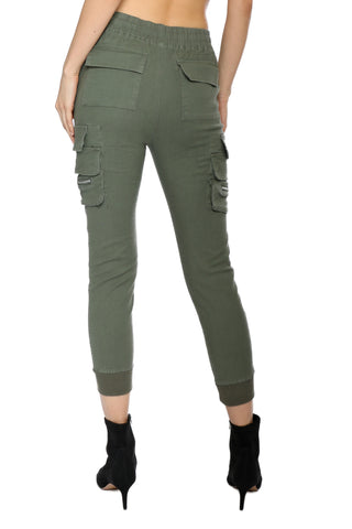 Brooklyn Karma Fall Fling Cargo Pant